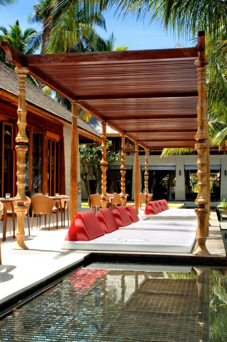 W retreat luxury resort in maldives