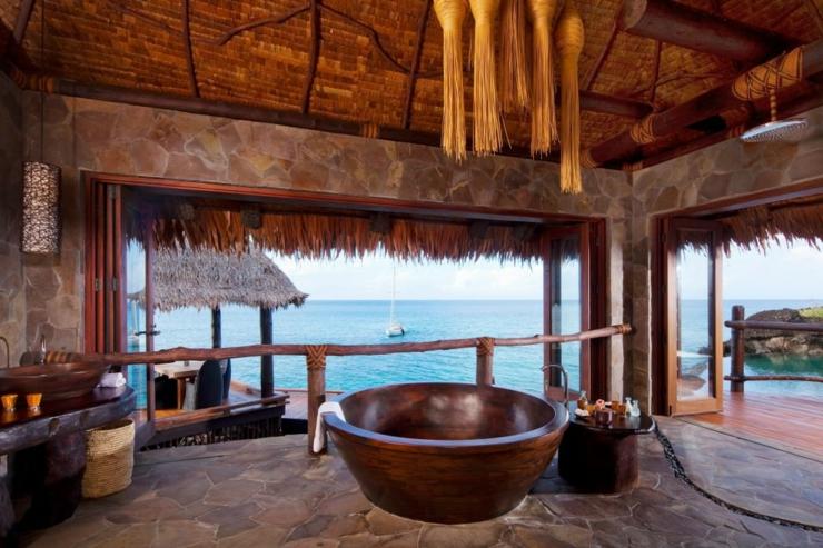 turquoise bathroom suite