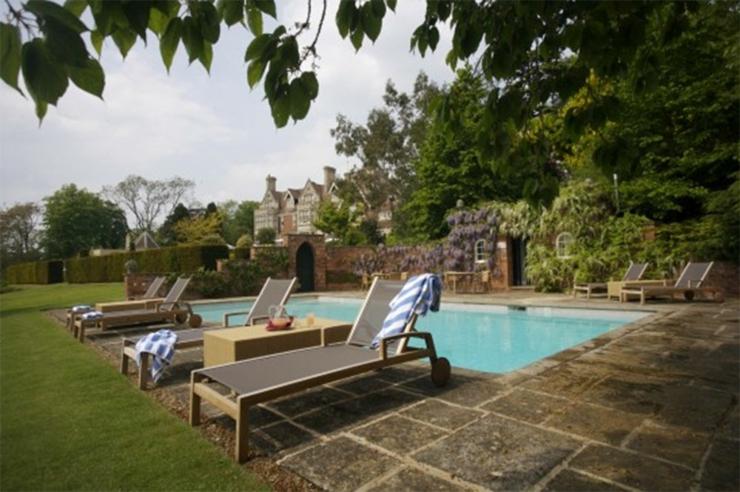 Uk holidays in the unique aristocratic hambleton hall Luxury holiday cottages uk swimming pool