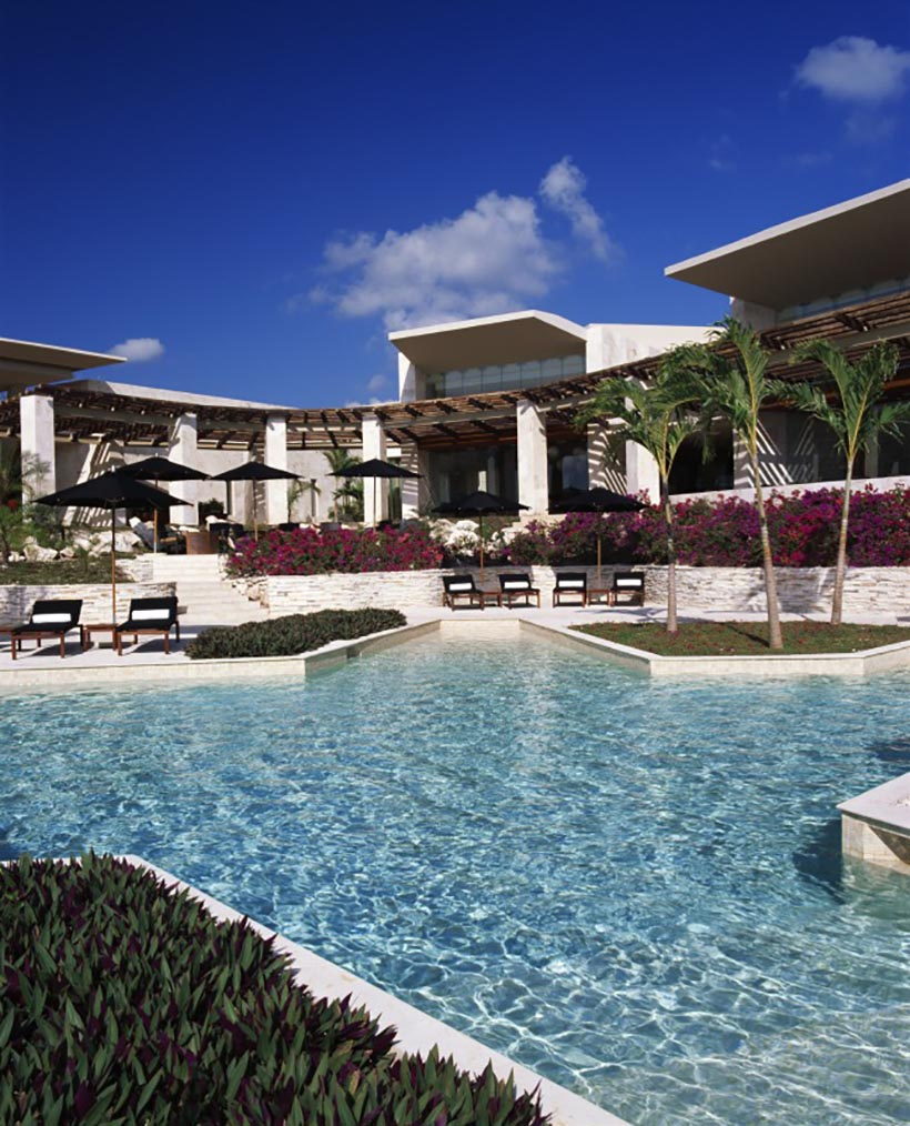 Visit Rosewood Mayakoba Resort for Luxury Caribbean Vacation