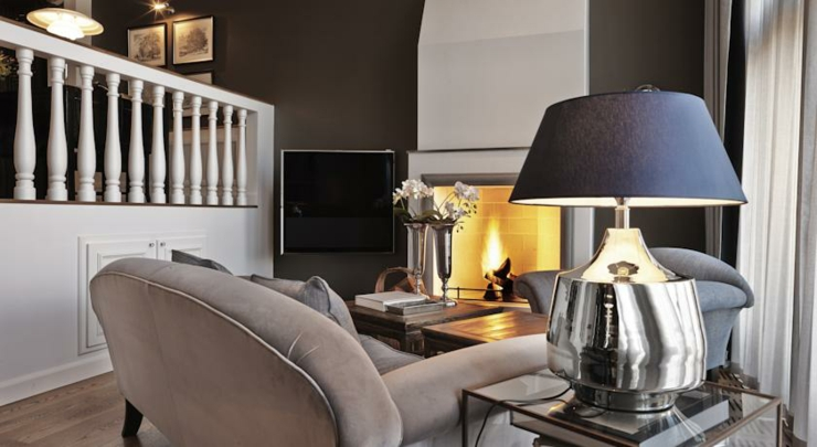 stylish simple interior design suite the nimb