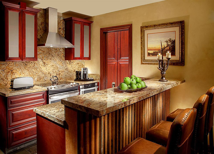 rustic inn hotels suites with kitchen