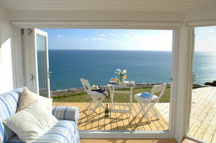 splendid cottage for rent cornwall ocean view