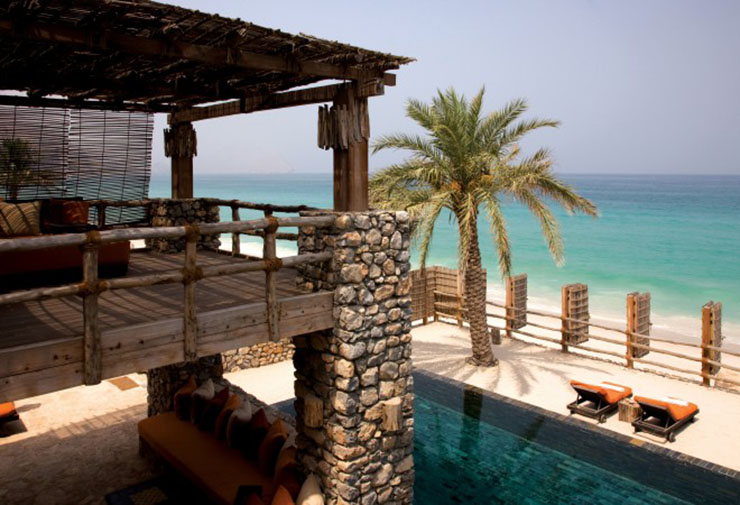 zighy bay villa six sense resort oman