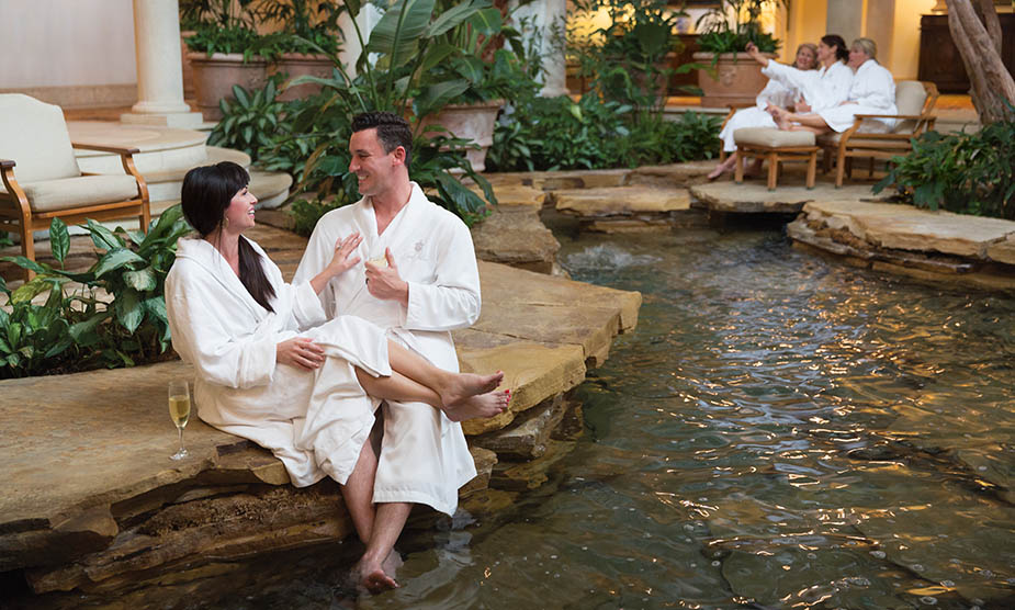 Enjoy Incredible SPA Experience at the Cloister