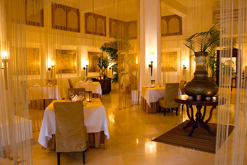 Enjoy Chefs Specialties At Sultans Dining Room