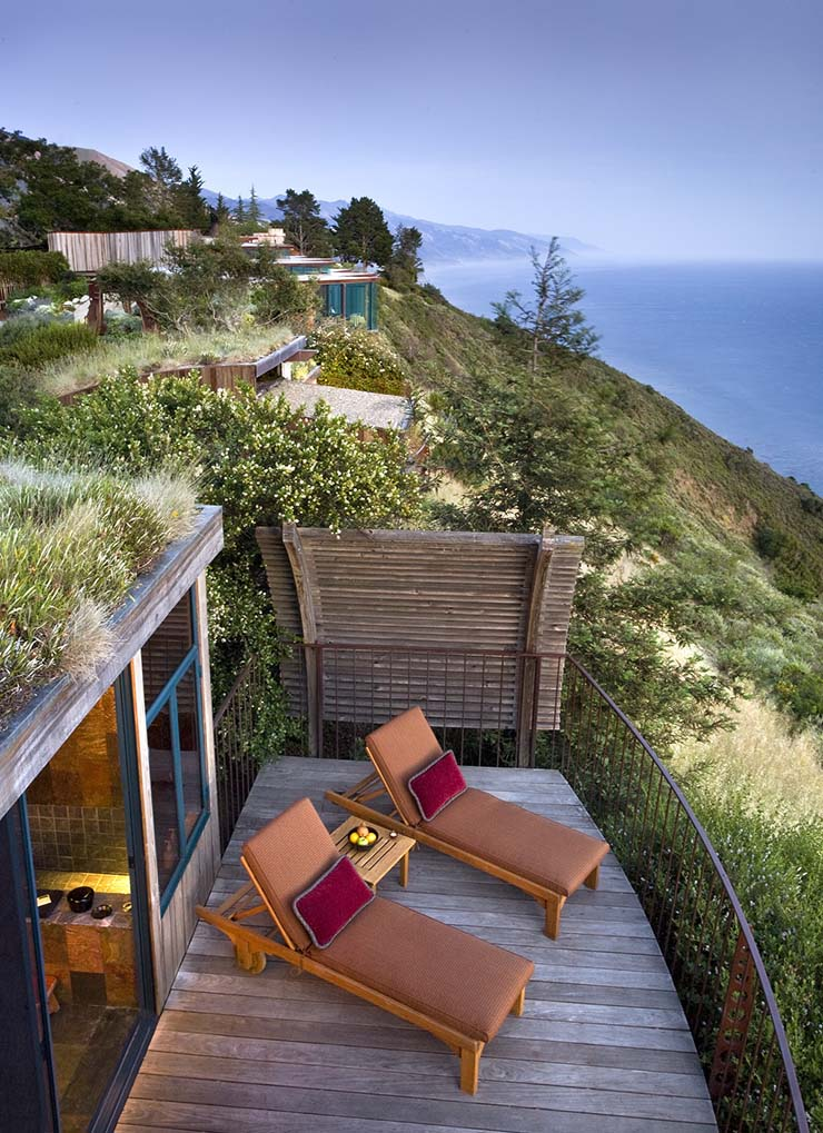 Post Ranch Inn Luxury Rustic Resort At Big Sur California