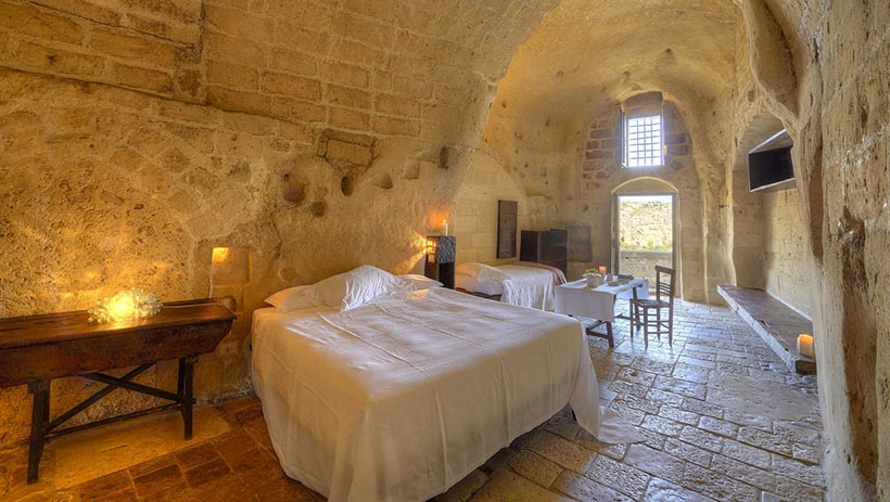 Visit Matera and Stay at Sextantio Albergo Diffuso
