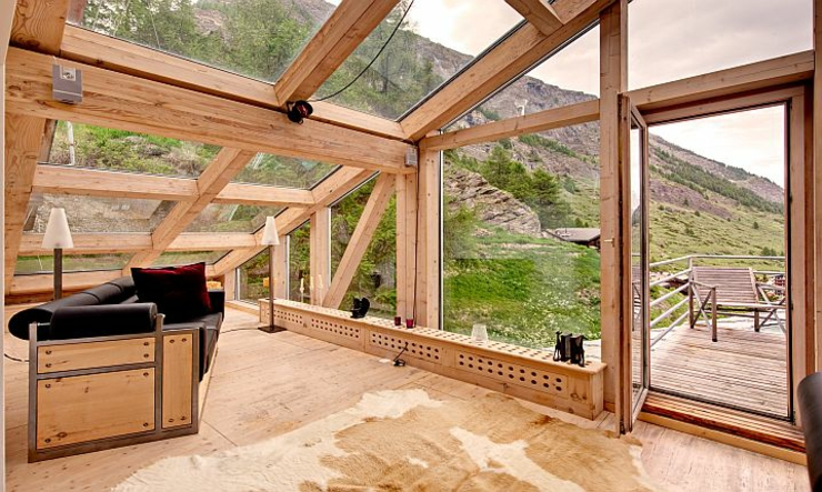 switzerland luxury chalet rental