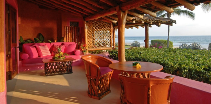 vacation in Mexico luxury