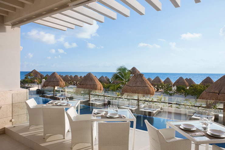 beloved hotel terrace romantic view mexico