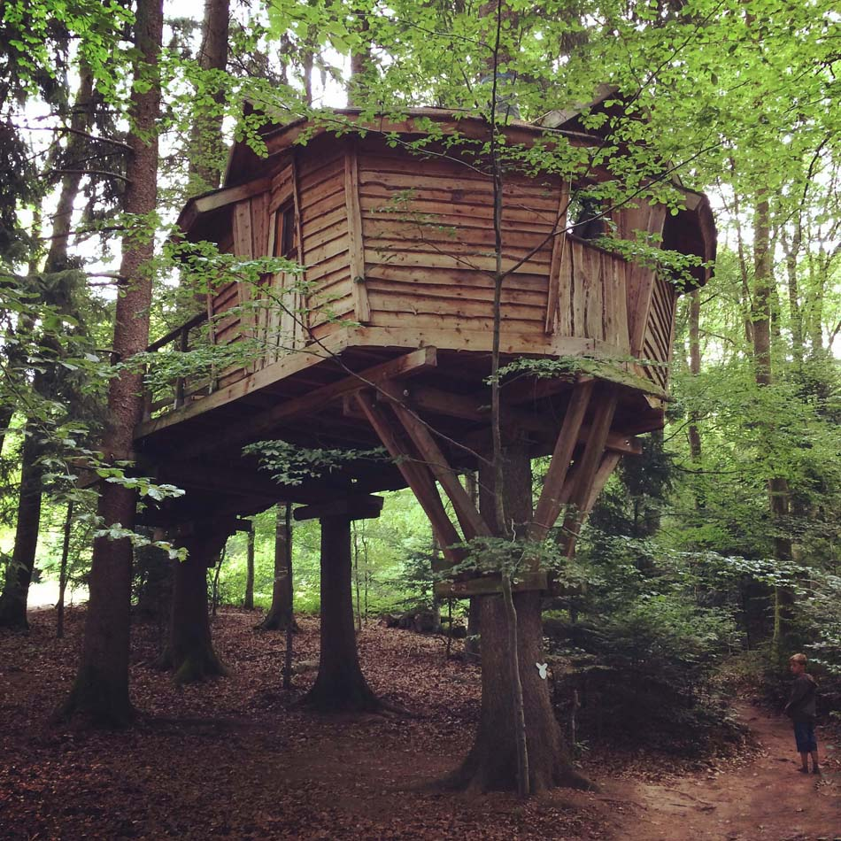 Unusual Accommodation In France Offers Unforgettable