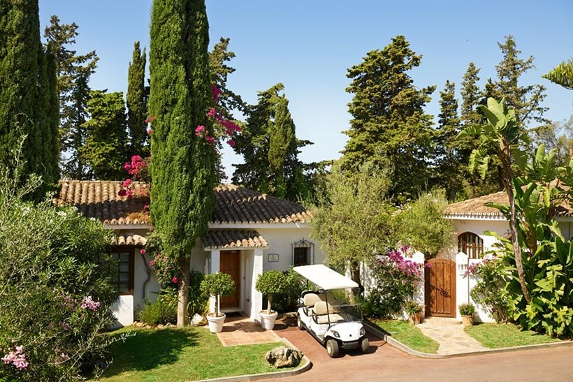 Book 2 Bedroom Villa Located at Marbella Club in Costa del Sol, Spain