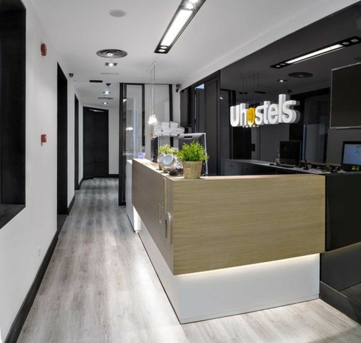 Madrid hostel like no other u hostels for Hotel design madrid