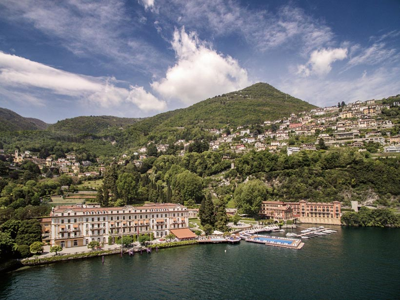Boutique Hotels Lake Como Italy