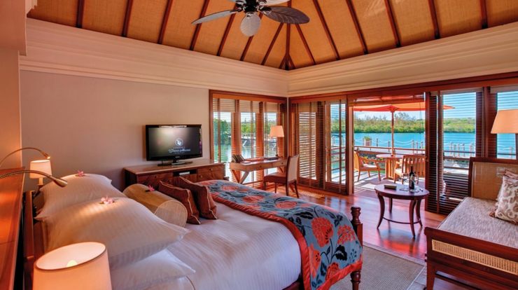 beautiful tropical furnished luxury suites