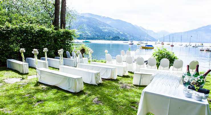 green beach lake zell north shore wedding