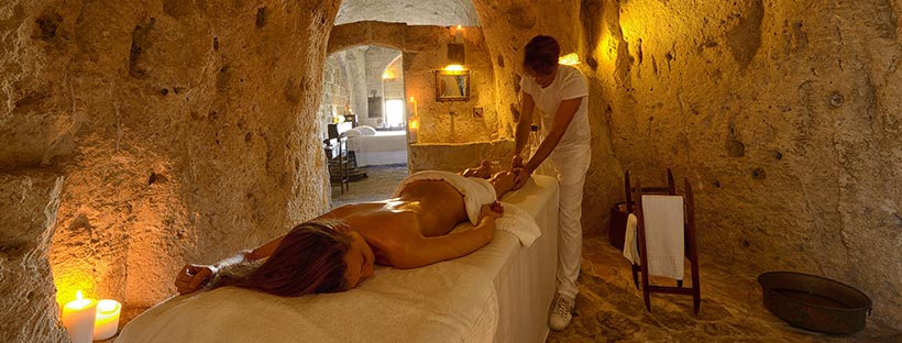 Enjoy SPA Procedures at Sextantio Spread Hotel