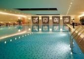 indoor hotel pool luxury city hotel shangri-la