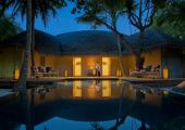 Exotic romantic getaway for two