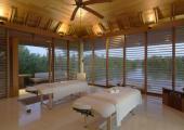spa pavilion caicos resort amanyara