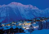Visit Courchevel and Stay at Le Petit Palais with Amazing View and Access to 3 Valleys