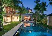 bali viila for rent close to sea with pool