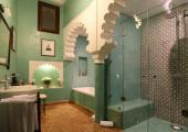 oriental hotel Marrakesh bathroom