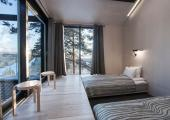 Book an Accommodation up to 5 People at 7th Room TreeHotel Part of Britta's Pensionat in Sweden