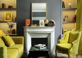 stylish interior design luxury hotel in Paris