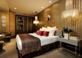glamour interior suite hotel paris