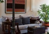 comfort sofa hotel lounge jardin escondido