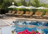 Relax at Palma de Mallorca Finest Hotel Beside the Outdoor Pool
