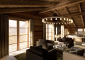 luxury ski holiday chalet suite oberlech