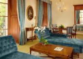 Book Luxury Accommodation in Castillo Hotel Son Vida in Palma de Mallorca
