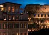 coliseum view palazzo manfredi