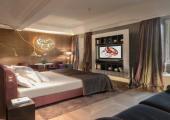 luxury furnished stylish suites rome