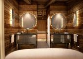 visit austria ski holiday tyrol villa for rental bathroom