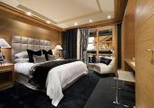 Book Comfortable Room in Ski Chalet at Courchevel