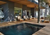 outdoor terrace costa rica hotel el mangroove