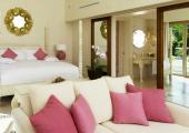 nice elegant indoor villa