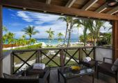 Stay in Luxurious Guestrooms and Suites with Breathtaking View to the Beach