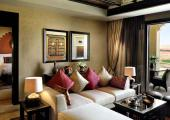 Luxury living villa Emirates palace desert