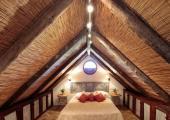 high ceiling exotic casitas villa rentals spain