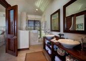 bathroom luxury Caribbean rental