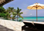 outdoor exotic panoramic view