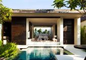 Indonesian villa architecture luxury rental alila bali