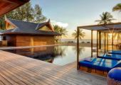 enjoying luxury and exotic villa in Phuket
