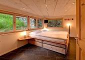 guest room luxury chalet zermatt