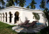 Luxury villa at baraza resort in zanzibar
